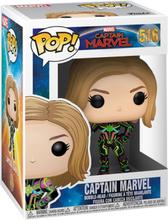 Captain Marvel - Captain Marvel Vinyl Figure 516 -Funko Pop! -