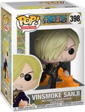 One Piece - Vinsmoke Sanji Vinylfigur 398 -Funko Pop! - multicolor