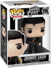Johnny Cash - Johnny Cash Rocks Viinyl Figure 116 -Funko Pop! - multicolor