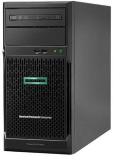 Servertårn HPE ProLiant ML30 Gen10 Xeon E-2124 8 GB RAM LAN Sort