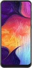 Samsung Galaxy A50 A505G 6GB/128GB Dual sim ohne SIM-Lock - Schwarz
