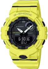 Casio G-SHOCK G-SQUAD Analog-Digital Uhr GBA-800-9A - Gelb