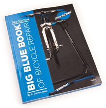 Park Tool Big Blue Book 3 Mekkebok Verkstedmanual i ny utgave!