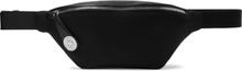 Mulberry - Leather-trimmed Nylon Belt Bag - Black