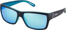 Alpina Kacey Cykelbriller, black matt-blue 2020 Briller