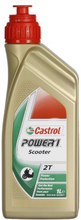 Castrol POWER 1 Scooter 2T 1 Liter Dunk