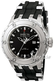 Invicta 6182 Subaqua Sort/Gummi Ø52 mm