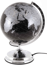 Gilbert Gilbert Jordglob med belysning h38cm
