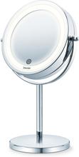 Beurer Sminkspegel med belysning 13 cm BS 55