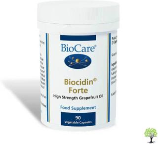 Biocidin Forte (svamp, parasiter) 90 tbl