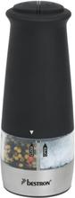 Bestron Elektrisk salt- och pepparkvarn svart APS532Z