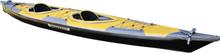 Pakboats Puffin Saranac Solo Canopy, yellow 2019 Tilbehør til gummibåde