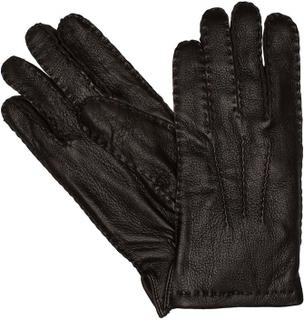Typen Shaper hansker menns hansker skinn vinter hansker brun 3355