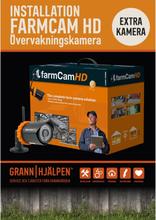 Installation Övervakningskamera Luda.Farm Extra kamera FarmCam HD