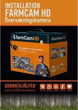 Installation Övervakningskamera Luda.Farm FarmCam HD