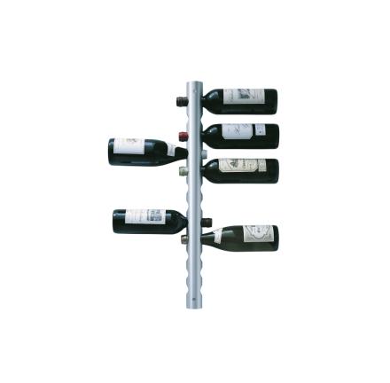 Rosendahl Winetube Vinställ Höjd 75 cm Natureloxerat Aluminium