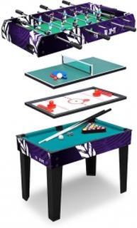 Worker Multi-spillebord 4-i-1, Worker Spillebord