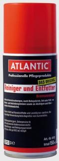 Atlantic Rens og avfetting 2019 Rengjøring