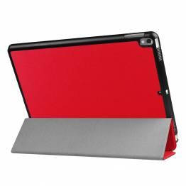 """iPad Pro 10,5"""" cover med bagside og smartcover Rød"""
