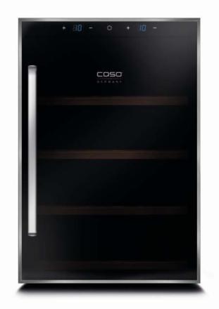 Caso CS625 WineDuett Touch 12. 7 stk. på lager