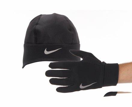 Mens Run Thermal Beanie/Glove Pack