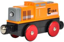 Train Switch Engine Battery