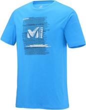 Millet Millet Be Bold TS Lyhythihainen paita Miehet, electric blue S 2017 Kiipeilypaidat