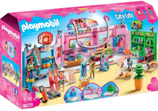 Playmobil9078, Butiksgalleria