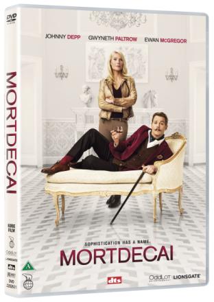 Mortdecai - DVD
