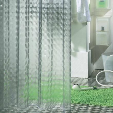 Sealskin badeforhæng Prisma 180 cm transparent 211181300