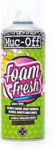 Muc-Off Helmet Foam Fresh Vaahtopuhdistusaine 400 ml 2020 Tekstiilihuolto