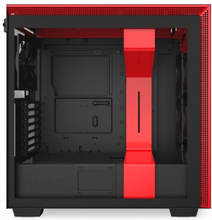 NZXT H710 - Black/Red