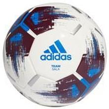 adidas Jalkapallo Team Sala Futsal - Valkoinen/Bordeaux/Sininen