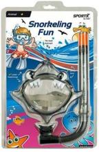 Children's Shark Snorkel Set