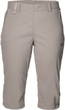 Activate Light 3/4 Pants Women's Harmaa 42