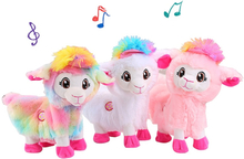 Plush Electric Baby Music Funny Toys Pets Alive Boppi the Booty Shakin's Llama,Alpacas Who Shake Their Heads and Twist Buttocks