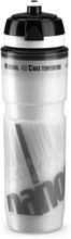Elite Nanogelite Thermo Bottle Drikkeflaske 650ml white/grey 2019 Vannflasker