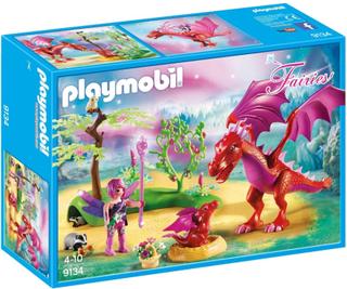 Playmobil9134 Snäll drake med unge