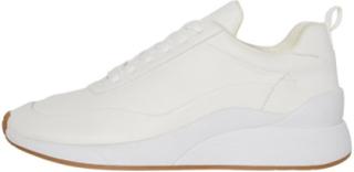 VERO MODA Chunky Såle Sneakers - Dame - White