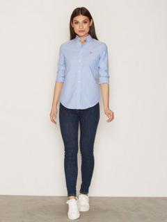 Polo Ralph Lauren Ngl Kendal-Long Sleeve-Shirt
