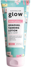 Australian Glow Gradual Tanning Lotion 200ml Self Tan