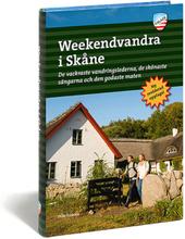 Calazo Weekendvandra i Skåne, 4:e uppl 2019 Böcker & DVDer