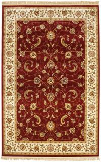 Sarina - Rost matta 200x300 Orientalisk Matta
