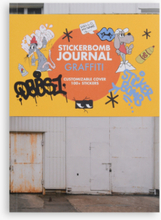 Dokument Press - Stickerbomb Journal Graffiti - Multi - ONE SIZE