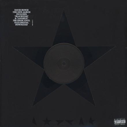David Bowie - Blackstar - Vinyl