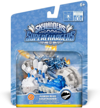 Skylanders SuperChargers - Vehicle - Power Blue Gold Rusher /Toys for games