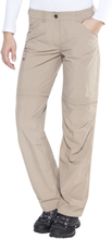 VAUDE Farley IV ZO Pants Women, muddy 36 2020 Lasketteluhousut
