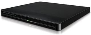 LG Slim External Base DVD-W Black