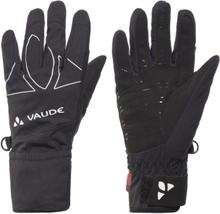 VAUDE La Varella Käsineet, black 10 2020 Lasketteluhanskat
