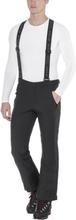 Maier Sports Lothar 2 Softshell-hiihtohousut lyhyt Miehet, black DE 24 (Short) 2020 Lasketteluhousut